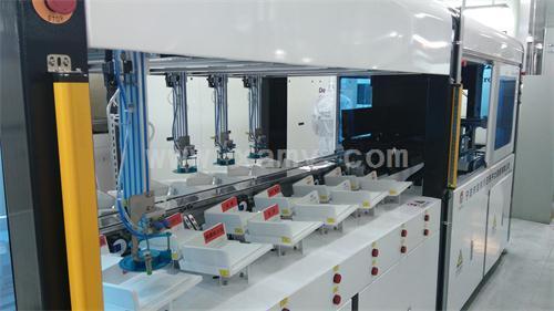 太阳能电池片串焊上的机器视觉