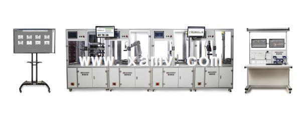 工业4.0智能工厂实验系统