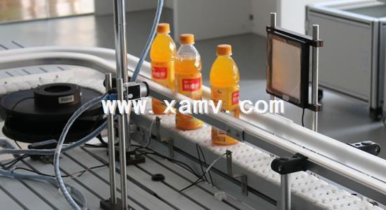 瓶装液位视觉检测