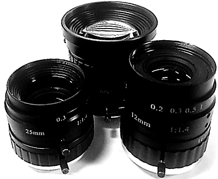 工业镜头定焦镜头