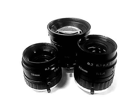 BTOS重磅推出BT-MP5系列500万像素工业定焦镜头