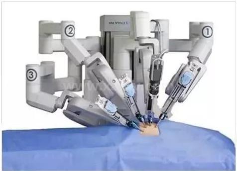 外壳医疗工业机器人