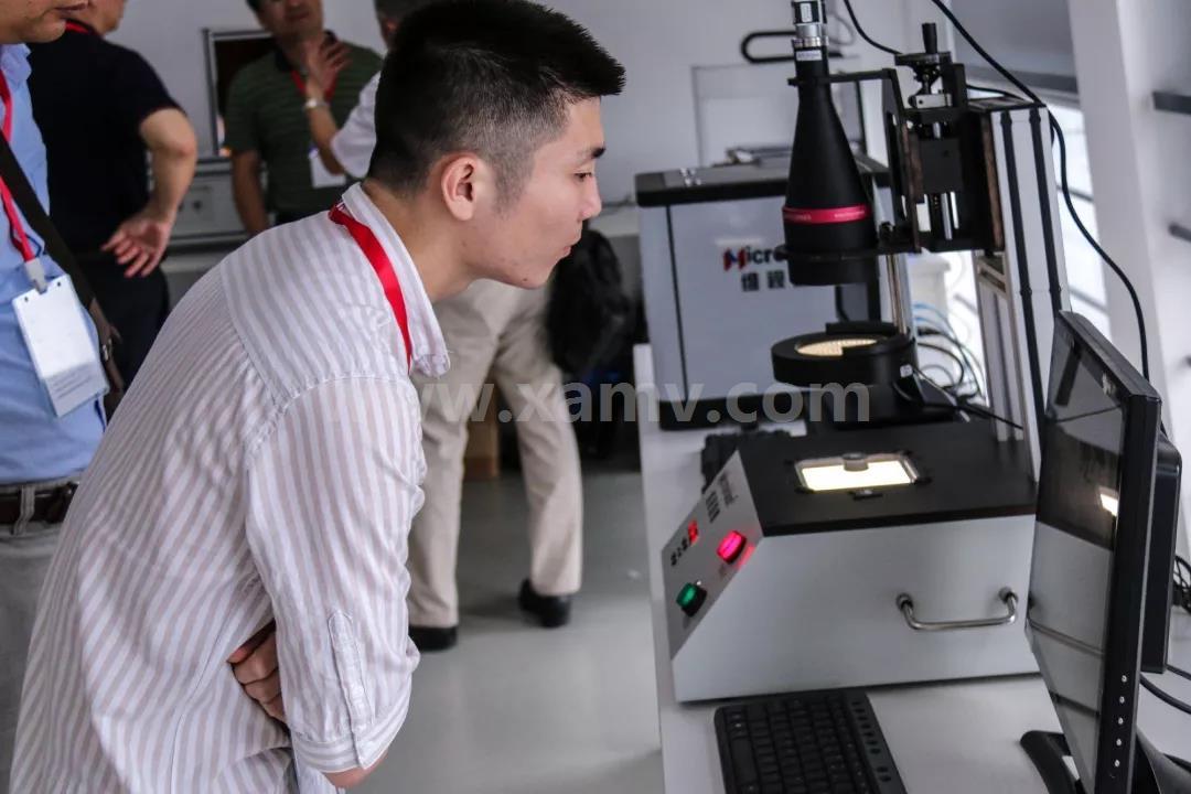 远心光学设备