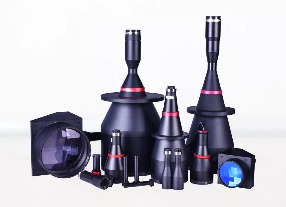 远心光学产品