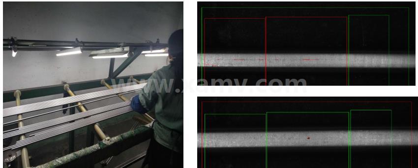 管材缺陷检测