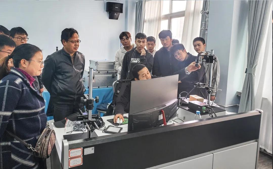 机器视觉技术师资培训