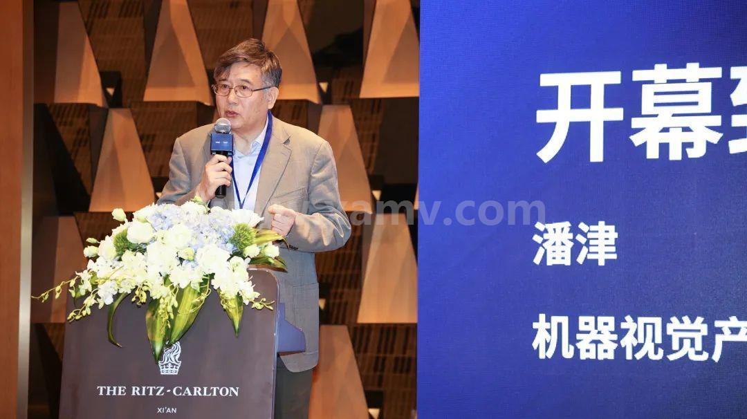 機器視覺產業聯盟CMVU主席潘津先生