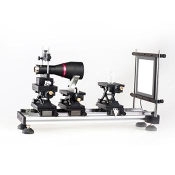 BTOS双远心光学测试台架