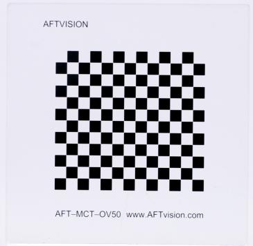 AFT机器视觉标定板