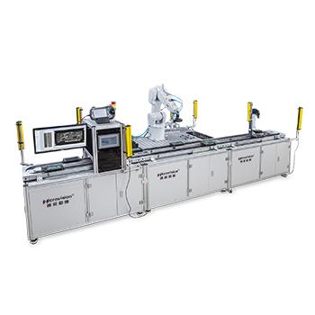 IRVS500工业机器人与智能视觉柔性线系统