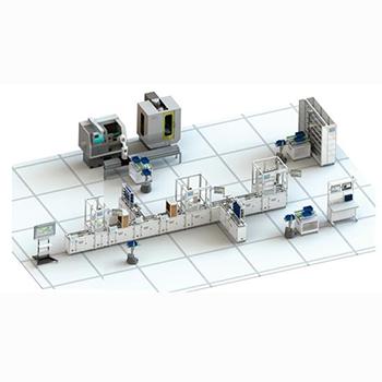 SFI4.0-plus增强型工业4.0智能工厂示范线