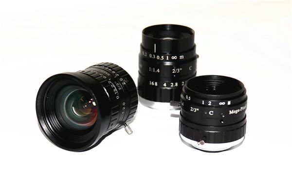 BT-MP5系列500万像素工业镜头