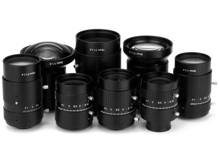 BT-MPX系列F口工业镜头