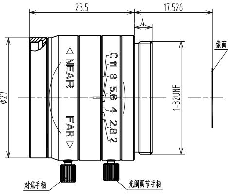 BT-118C5020MP5工业镜头