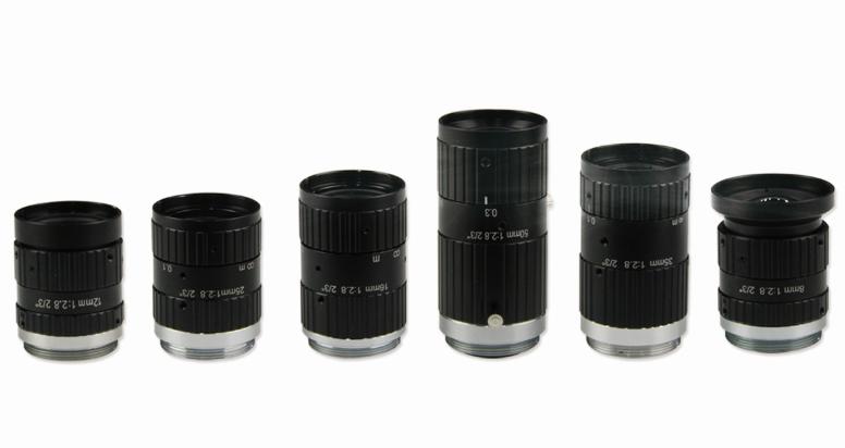 BT-MPX系列C口千万像素工业镜头