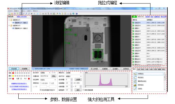 智能视觉软件|智能相机