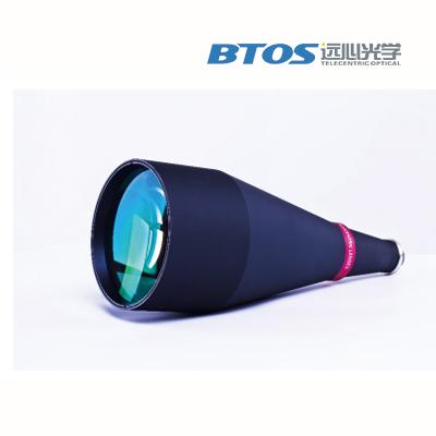BT-10系列双远心镜头-支持1″成像靶面相机