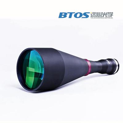 BT-43系列高分辨率双远心镜头,支持4/3″成像靶面相机