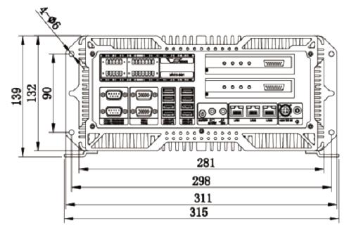 600www4355mg控制器
