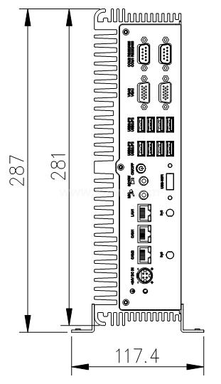 60控制器立式