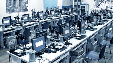 浙江海洋大学建立机器视觉实验室