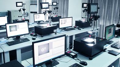 【维视智造】宿迁学院机器视觉实验室