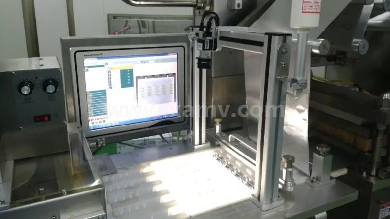 胶囊生产包装检测