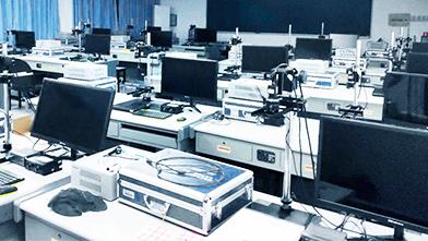 温州大学机器视觉教学创新实验室