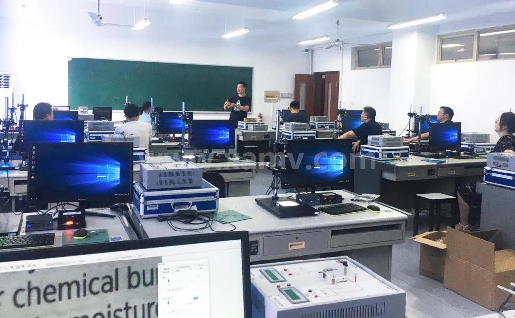 机器视觉教学创新实验室