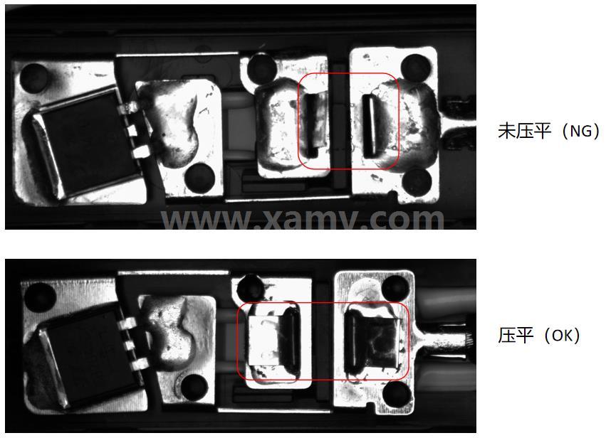 接线盒焊接汇流条压平