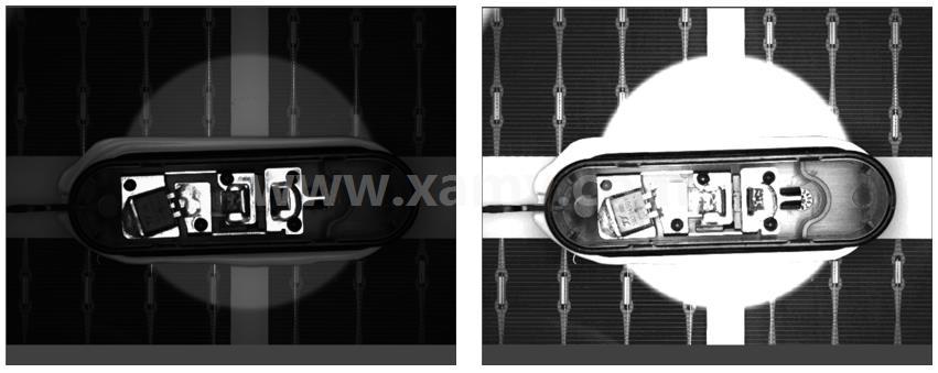 接线盒焊接机器人视觉定位