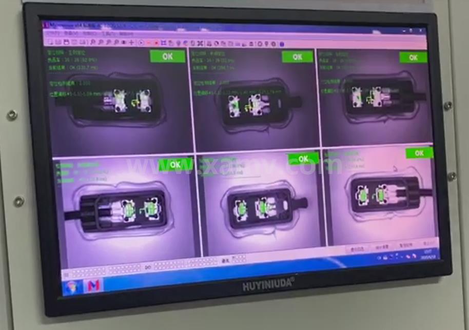 光伏自动焊接机专用焊接检测模块