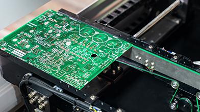 【维视智造】PCB/PCBA电子元器件(插件)视觉检测系统方案