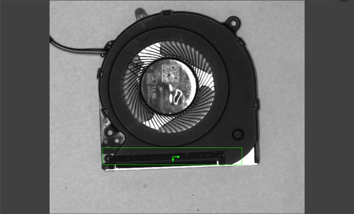 【维视智造】散热风扇生产质量缺陷检测
