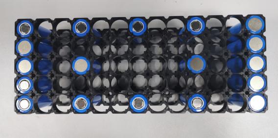【维视智造】电池盒电池排列顺序检测方案